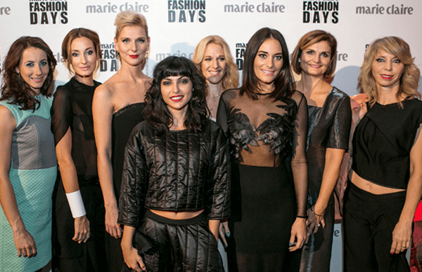 Marie Claire Fashion Days  2014. Budapest
